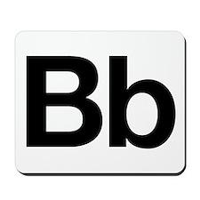Helvetica Bb Mousepad