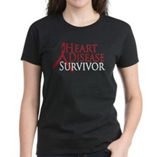 Heart Disease Survivor (2009) Tee