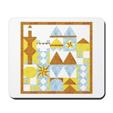 Castle Quilt Mousepad