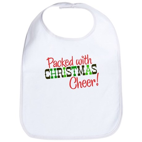 Christmas Cheer Bib