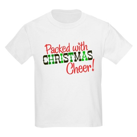 Christmas Cheer Kids T-Shirt