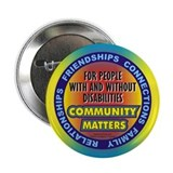 Community Matters Button