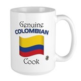 Genuine Colombian Cook Mug