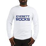 everett rocks Long Sleeve T-Shirt