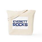 everett rocks Tote Bag