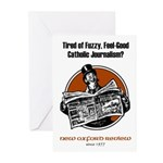 Fuzzy Journalism? Greeting Cards (Pk of 10)