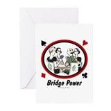 Bridge Power Greeting Cards (Pk of 10)