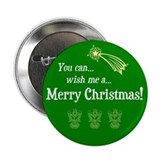 Christmas button (100 pack)