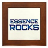 essence rocks Framed Tile