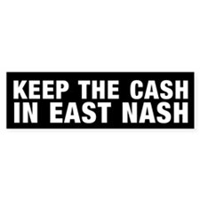 Keep the Cash in East Nash
