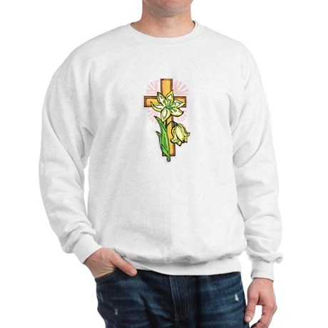 Pretty Easter Sweatshirt