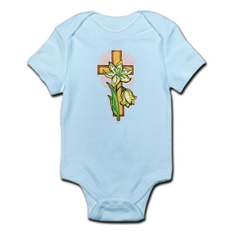 Pretty Easter Infant Bodysuit