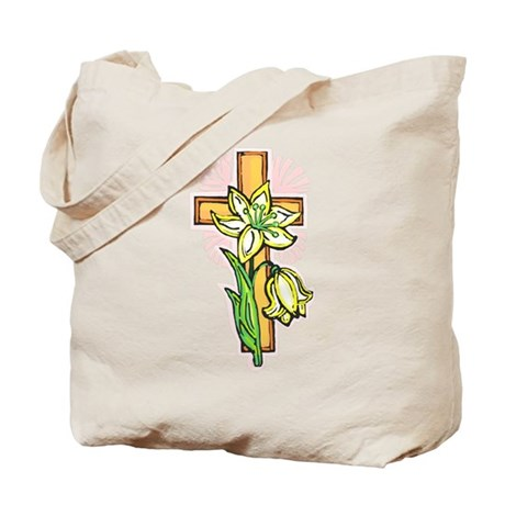 Pretty Easter Tote Bag