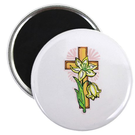 "Pretty Easter 2.25"" Magnet (100 pack)"