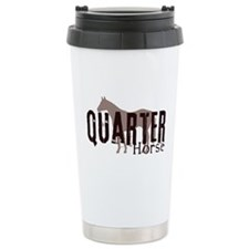 Quarter Horse Ceramic Travel Mug