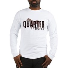 Quarter Horse Long Sleeve T-Shirt