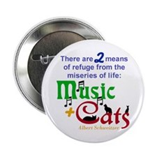 "Miseries of Life ... 2.25"" Button (10 pack)"