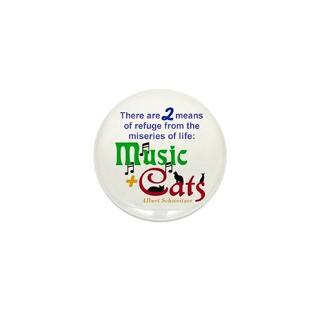 Miseries of Life ... Mini Button (100 pack)