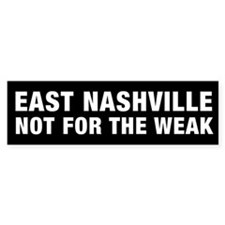 East Nashville not for the weak