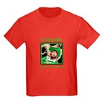 St Patricks Day Kids Dark T-Shirt