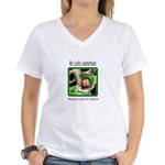 St Patricks Day Women's V-Neck T-Shirt