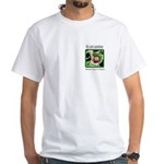 St Patricks Day White T-Shirt
