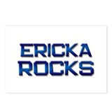 ericka rocks Postcards (Package of 8)