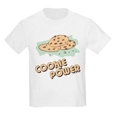 Cookie Power-2 Kids T-Shirt