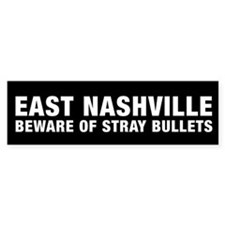 Beware of Stray Bullets