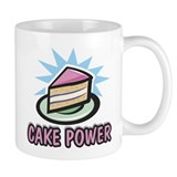 Cake Power Coffee Mug