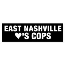 East Nashville love's cops