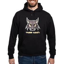 Team Leah (wolf logo) Hoodie