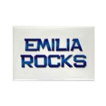emilia rocks Rectangle Magnet (10 pack)