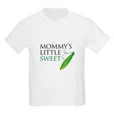Mommy's Little Sweet Pea T-Shirt