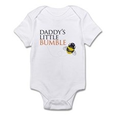Daddy's Bumble Bee Infant Bodysuit
