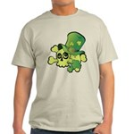 Skull & Shamrocks Light T-Shirt