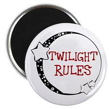 Twilight Rules Magnet