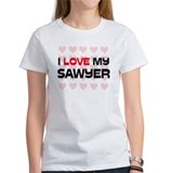 I Love My Sawyer Tee