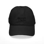 Humorous Animal Black Cap