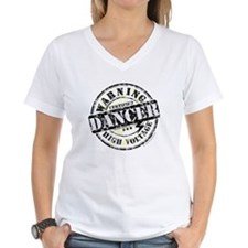 Warning Dancer High Voltage Shirt