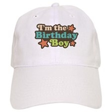I'm The Birthday Boy Baseball Cap