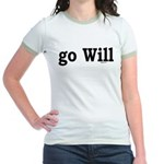 go Will Jr. Ringer T-Shirt