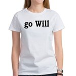 go Will Women's T-Shirt