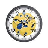 """Country French"" Wall Clock"