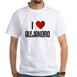 I LOVE ALEJANDRO Shirt
