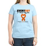 Leukemia MissMySon T-Shirt