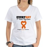 Leukemia MissMySister Shirt