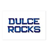 dulce rocks Postcards (Package of 8)