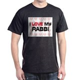 I Love My Rabbi T-Shirt