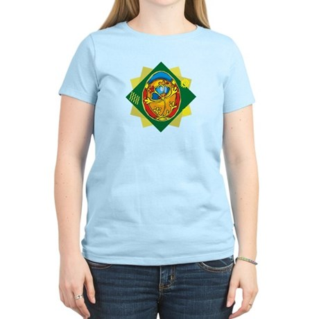 Pretty Easter Egg Women's Light T-Shirt